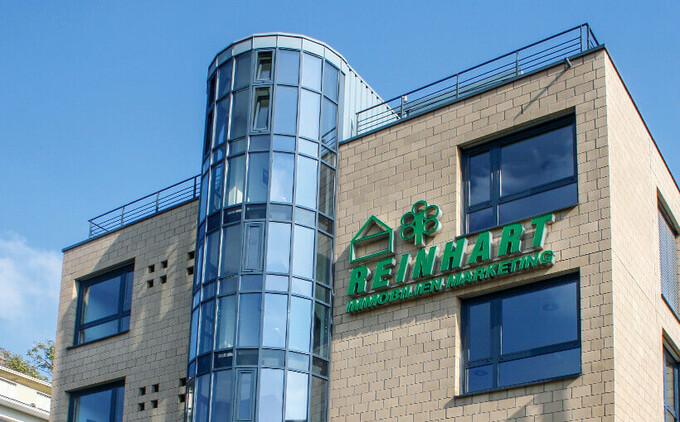 Reinhart-Immobilien-Firmengebaeude